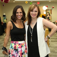 WOW Membership Fiesta 2015 Allie Danziger, Tiffany Blaylock