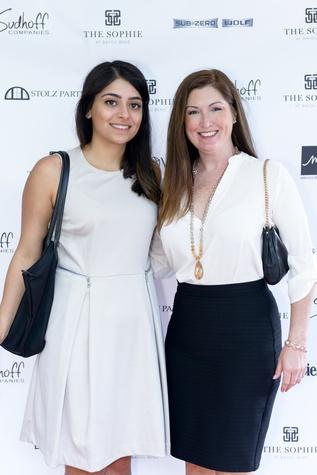 The Sophie Party, 7/16, Sophia Shah, Kristina Houston