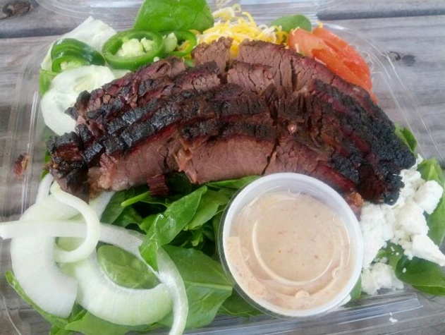 CorkScrew BBQ barbecue brisket