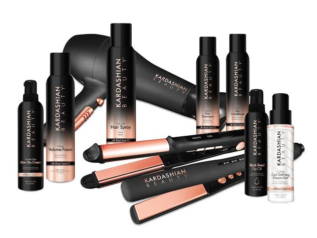 Kardashian Hair Care Collection