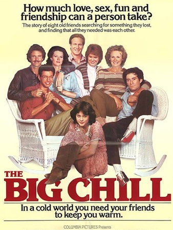 News_Joe Leydon_Kevin Kline_May 2012_The Big Chill_movie poster