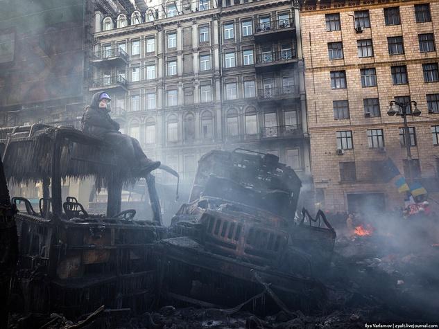 Protests in Ukraine