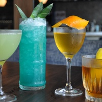 Backbeat bar South Lamar drinks cocktails