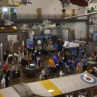 Frontiers of Flight Museum presents Museum Day Live and Girls in Aviation Day