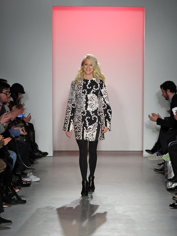 Clifford New York Fashion Week fall 2015 Nanette Lepore March 2015 designer