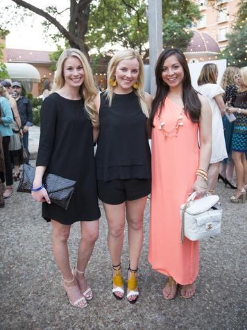 Alyssa Harker, Jane Rozelle, Samantha Wortley