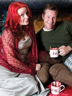 Austin photo: Event_Guy Forsyth and Carolyn Wonderland_Christmas Show