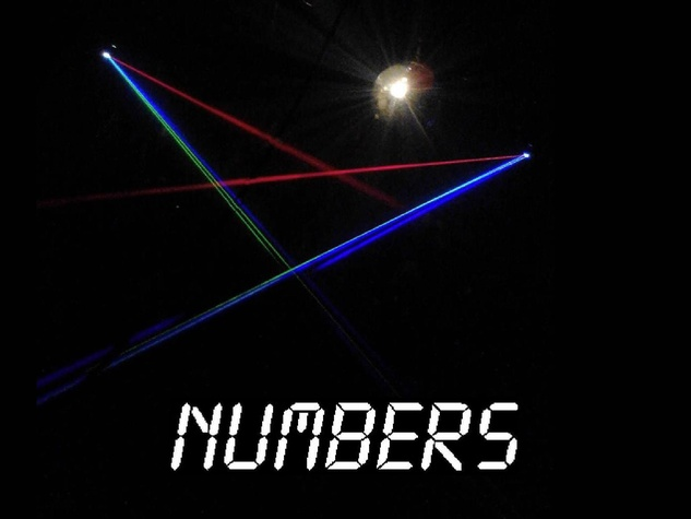 Numbers Houston strobe lights July 2013