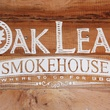 Oak Leaf Smokehouse, February 2013, entrance