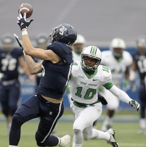 Rice touchdown