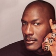 Michael Jordan, rings, head shot