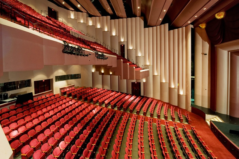 Wortham Theater Center, Cullen Theater