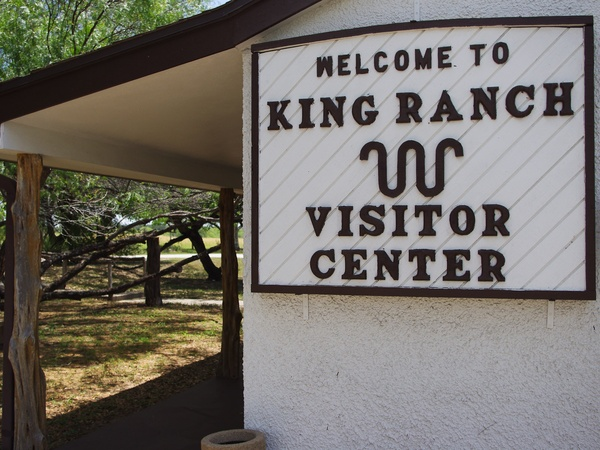 News_King Ranch_Visitor Center