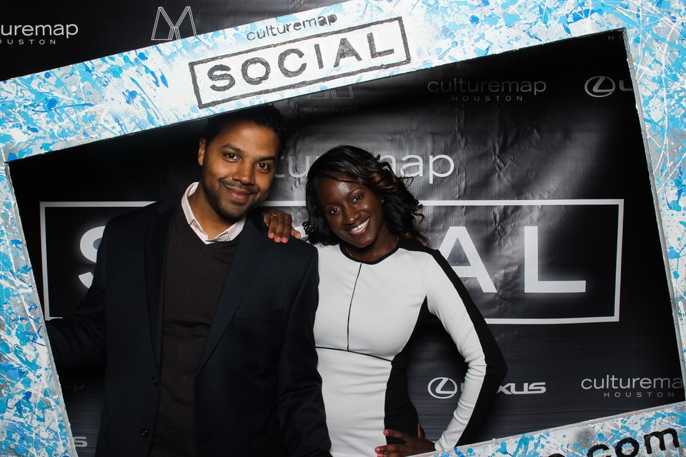 13 Smilebooth at CultureMap Social at Gateway November