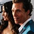 Mack Jack and McConaughey 2016 Gala Camila Alves Matthew McConaughey