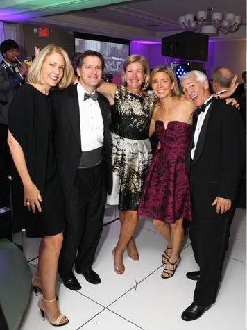 Ann Fielder, Kemp Sawers, Ann Hobson, Kit Sawers, Trey Fielder, Taca 2014