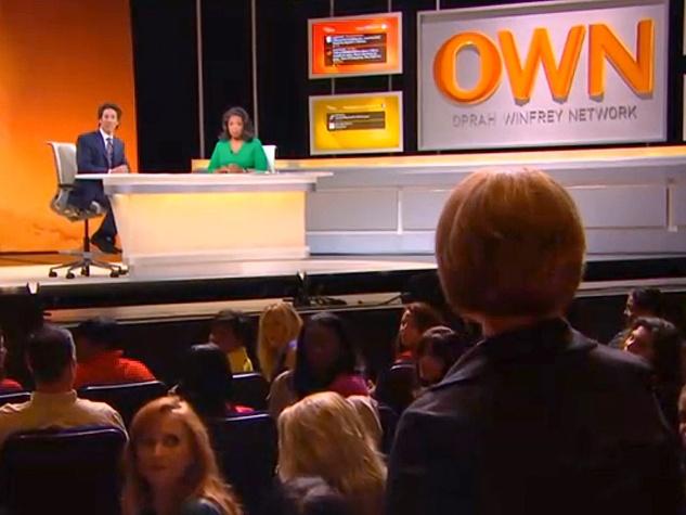 Lifeclass, Oprah, live streaming, October 2012, Joel Osteen