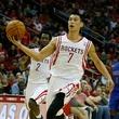 Jeremy Lin Rockets Pistons