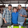 Will Bradley, from left, Jack Savery and Allen Kahn at the Casa de Esperanza's Young Professionals 5th Annual Chili Cook Off February 2015