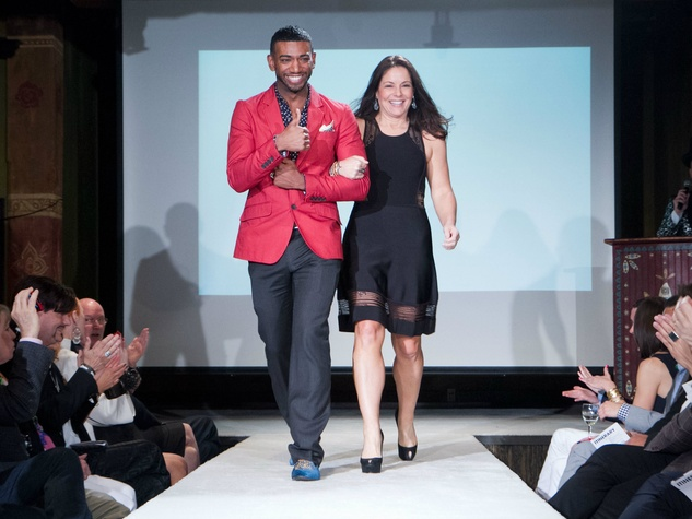 Tre Anderson and Paige Westhoff, LBD Competition