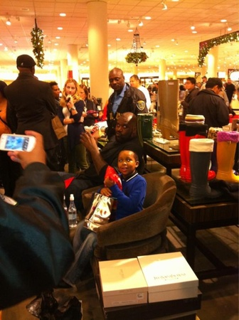 News_Shaquille O&#39;Neal_Nordstrom_Dec 2011