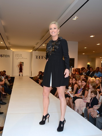 21 Ashley Fondren at Fresh Faces of Fashion event at Tootsies September 2014