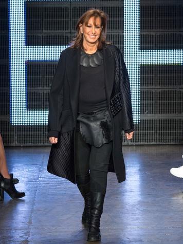 Donna Karan DKNY New York Fashion Week Fall 2015 February 2015