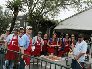 Friends of St. Jude and Young Professionals in Energy Seventh Annual Crawfish Boil benefiting St. Jude Children's Research Hospital