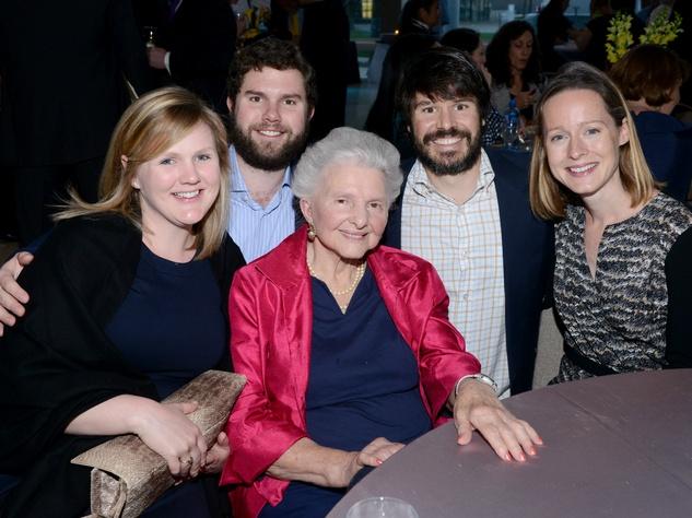 Caroline Rose Hunt and Family, launchability
