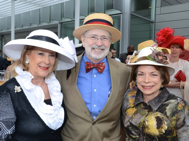 News, Shelby, Hermann Park Conservancy Hats in the Park,Mary Ann McKeithan, C.C.Conner, Joyce Haufrecht