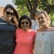 Julie Kursh, JLD 95th Anniversary Committee Member Shivangi Pokharel Perkins and Kate McCoy