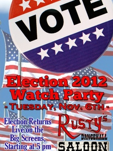 Austin Photo_Events_GLBT Election Watch Party_Poster