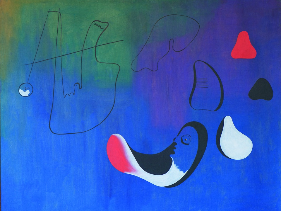 Miro from Collection of Nancy Lee and Perry R. Bass