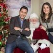 David Garcia with Luxury Home Magazine, Santa, Alanna D'Antonio