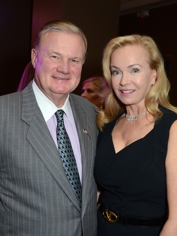 13, Catwalk for a Cure, November 2012, Keith Mosing, Alice Mosing