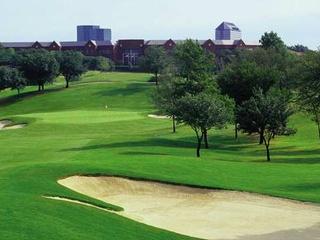 Golf course at Four Seasons Las Colinas in Dallas