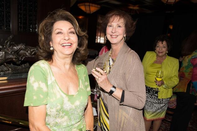 161 Houston Ballet Nutcracker kickoff 2013 Ann O'Neill, Faye Cutter and Judy Nichols