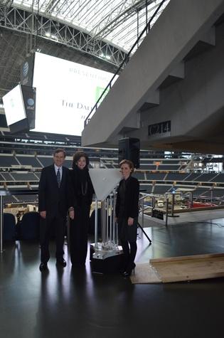 Dallas Opera, Death and the Powers, Cowboys Stadium