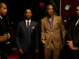 Chris Rock and JB Smoove in Top Five