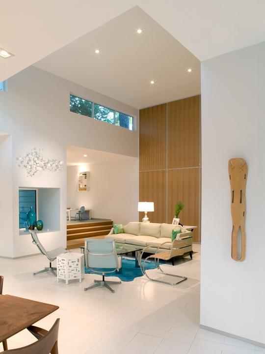 Houston Modern Home Tour September 2014 845 Pecanwood Lane by Lisa Pope-Westerman living room 3172.ZC1L2773