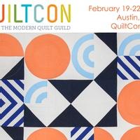 QuiltCon_Modern Quilt Guild_2015