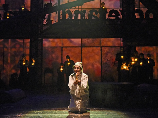 Dallas Theater Center's A Christmas Carol