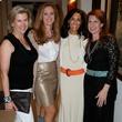 Tamara Bickel, Tiffany Divis, Teresa Marcus, Erin Waks, party at stodghills, john wayne film festival