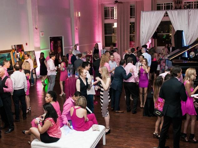 susan g komen, pink party
