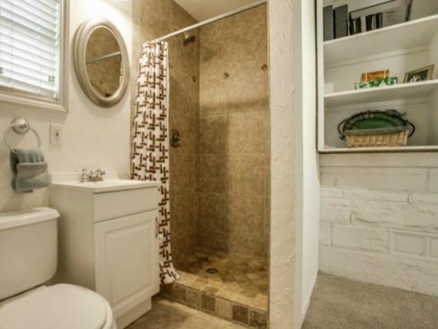 Bathroom at 2329 W. Colorado Blvd. in Dallas