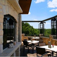 Z Tejas Patio at the Arboretum