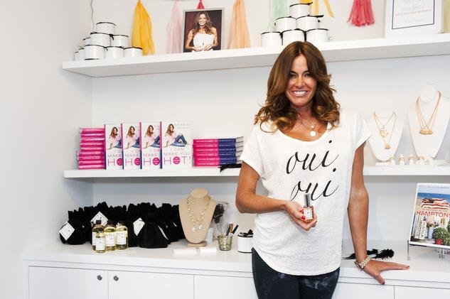 Kelly Bensimon at Cakewalk Style Shop