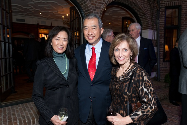 News, Shelby, Men of Distinction kick-off, Feb. 2015, name, Albert Chao, Lisa Kennedy