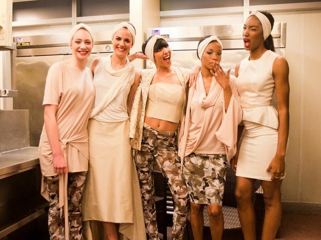 mario alberto designs, fashionistas fashion friday