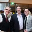John Bradshaw Birthday Party Stephen Cullar Ledford, Warren Dunn, Travis Johns